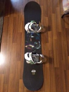 Star Wars Burton Chopper Snowboard - 125cm