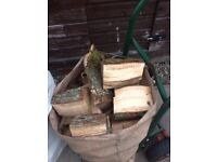 FULLY SEASONED HARDWOOD LOGS/FIREWOOD