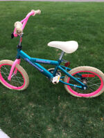 3 bikes for sale your choice $40 each girls/ unisex kids BMX