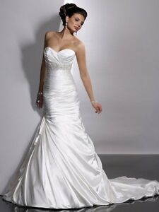 Maggie and sotterro wedding dress