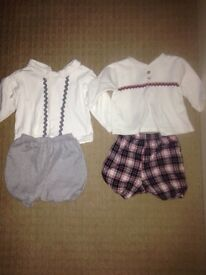 12m boys Spanish outfits
