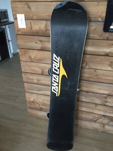 Women's snowboard, boots (size 7) bindings London Ontario image 7