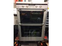 AEG Double Integrated Oven