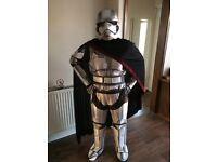 Fancy Dress Storm Trooper Captain Phasma