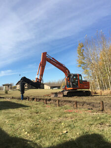 CERTIFIED SCREW PILE INSTALLER. CALL ROSS FOR A QUOTE Strathcona County Edmonton Area image 3