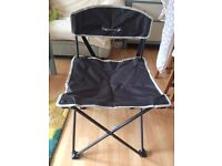 Foldable fishing camp festival brand new chair, seat