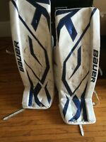 James Reimer Bauer One100 Goalie Pads