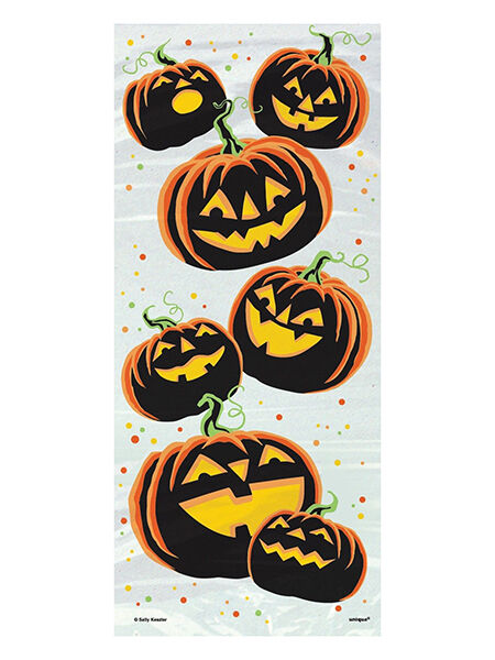 Halloween Trick or Treat Party Cello Bags