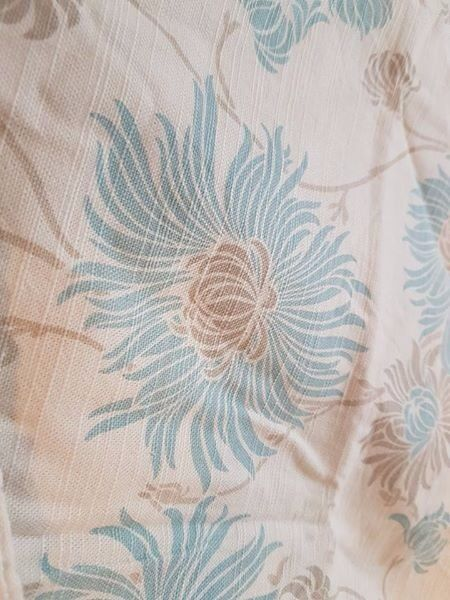 Laura Ashley Kimono Duck Egg Blue Curtains In Colchester