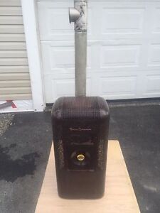 Vintage Duo Therm Oil Stove