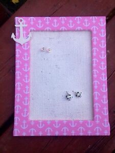 Girls earring holders/organizer London Ontario image 5