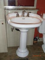 lavabo, robinet