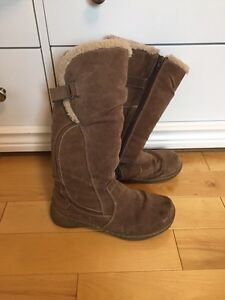 Bottes dhiver