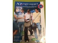 AQA A2 English Language B textbook by Nelson Thornes