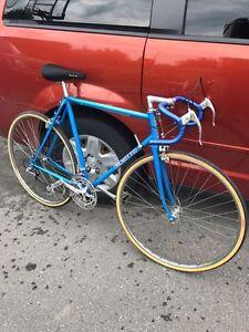 Vintage Italian speed bike