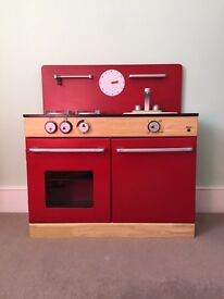 John Lewis wooden toy kitchen £30