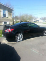 2012 Hyundai Genesis Coupe Coupe (2 door)