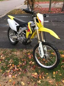 2011 Suzuki RMX450Z - Fuel Injected