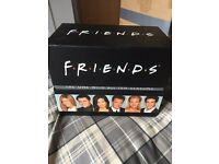 Friends DVD complete DVD box set season 1-10 sealed in the box