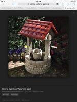 Looking for a wishing well for the garden
