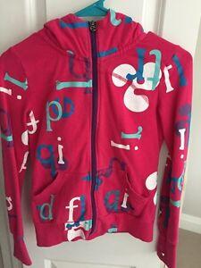 Triple Flip cotton hoodie sz 4 - fits girl sz 10-12 Oakville / Halton Region Toronto (GTA) image 1