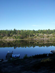 FRENCH RIVER COTTAGE RENTAL $1200/wk - Alban, Noelville, Sudbury