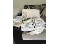 Cot & Moses basket bundle
