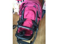 Oyster pram for aale