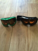 Low light Goggles - $10 each OBO
