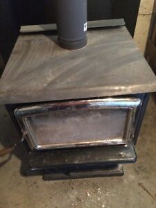 Pacific western wood stove Kawartha Lakes Peterborough Area image 2