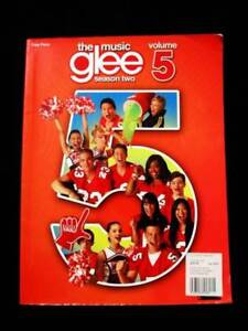 Glee - The Music - Season 2 Volume 5 Songbook [Easy Piano] Loganholme Logan Area Preview