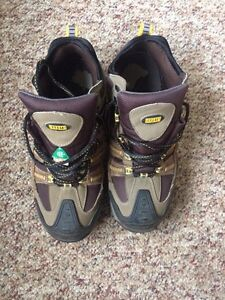 Steel toe boots size 10
