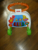 Trotteur Fisher Price musical