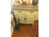 Beautiful French Entrance Cupboard