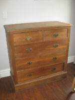 Antique Chest of Drawers ON SALE for $222