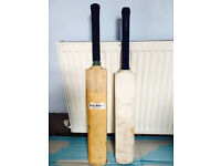 Two Gray-Nicolls bats, quick sale for both at only £55, no time wasters please