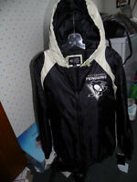 BRAND NEW PITTSBURGH PENGUINS WINTER JACKET SIZE LARGE