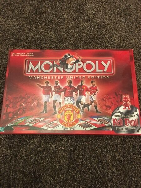 Manchester United monopoly