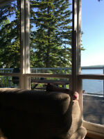Lakefront Cabin for rent Skeleton Lake - Mewatha Beach
