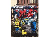 Transformers Bedside Drawers