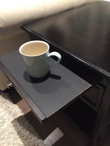 4 piece  coffee table set ( coffee ,  2 sides , console  )  London Ontario image 6
