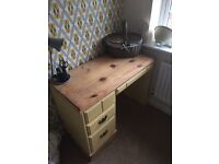 Desk - up-cycled