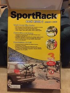 SportRack bicycle rack