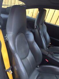 Front seats for Porsche 977.2