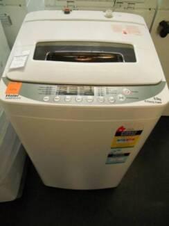 Second hand washing machine HAIER 5.5 KG ( SWM 588 )