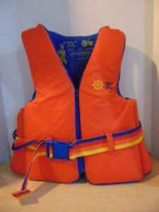 2 X Adult LIfe Jackets - Bouy O Boy   Large-XL   New!