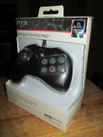 ***PS3 VERSUS FIGHTING PAD CONTROLLER NEW IN PACKAGE!!!***