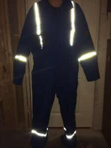 Actionwear FR Reflective work Coveralls