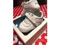 Genuine Infant Ralph Lauren Trainers