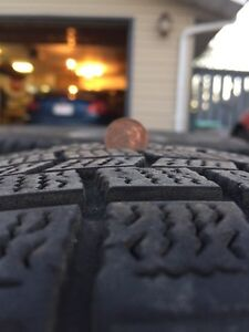 185/65 R14 -- Winter tires for sale  Strathcona County Edmonton Area image 4